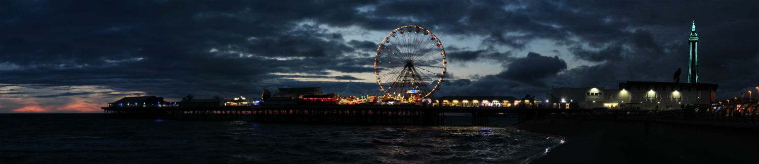 Blackpool pleasure beach social media case study