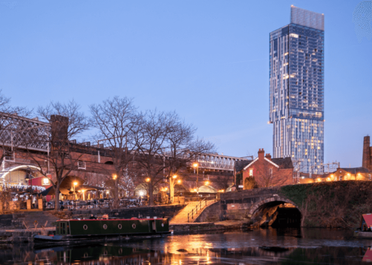 Is Manchester tipped to be the next leading digital city?