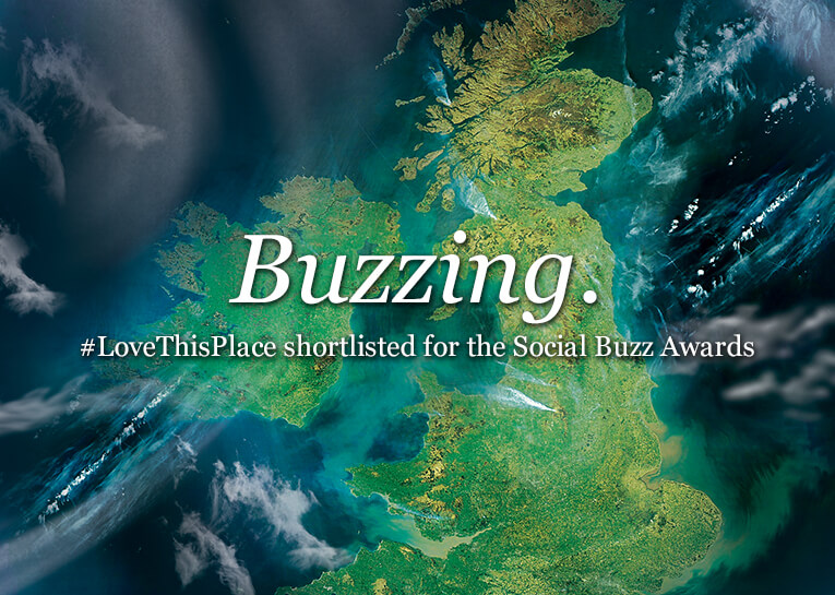 We've been shortlisted in the Social Buzz Awards 2017!