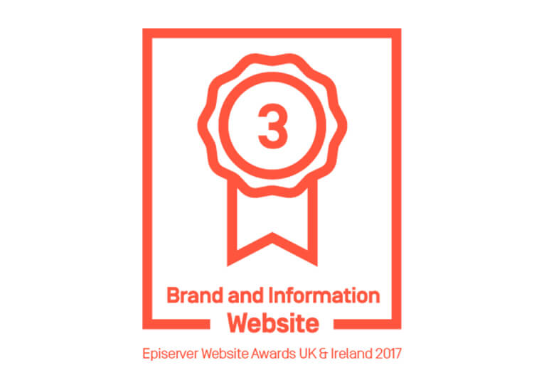 Delineo make the podium at the 2017 Episerver Awards