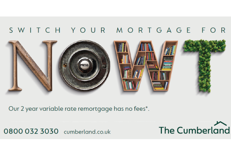 Cumberland Remortgaging Campaign live