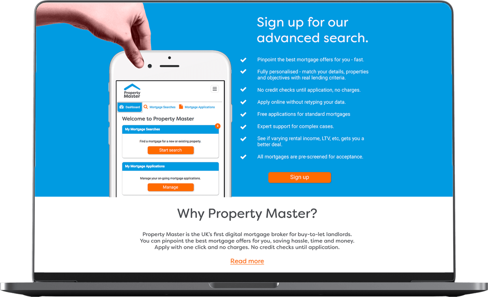 Property Master Brand Campaign