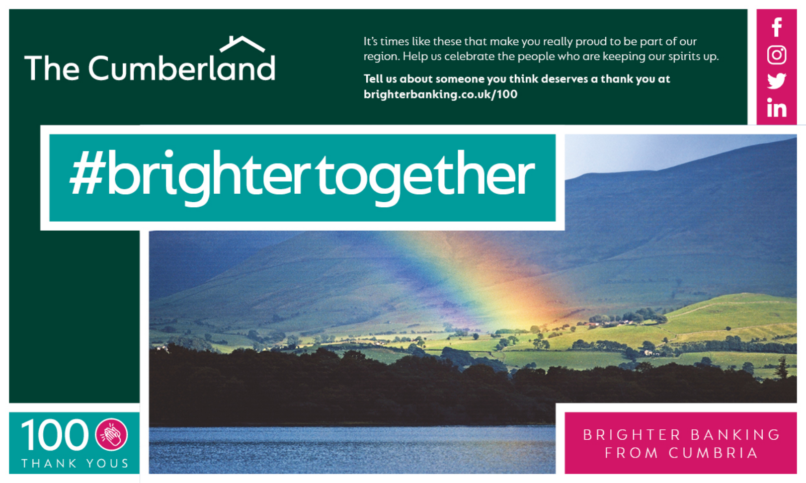 Cumberland: Brighter Together