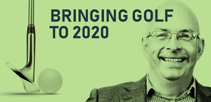 Bringing Golf to 2020
