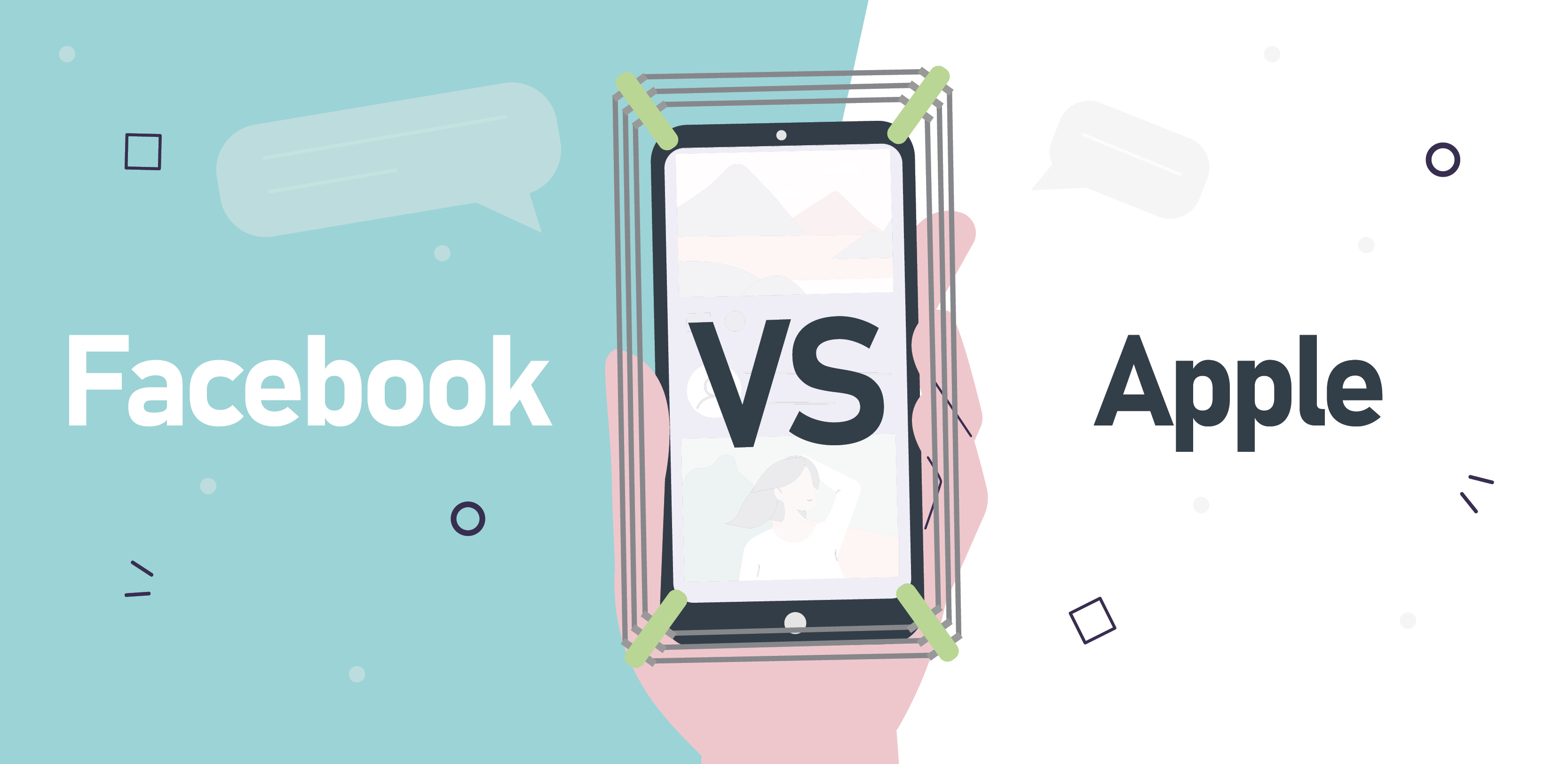 Apple Versus Facebook: How will Apple's highly anticipated iOS update affect your digital marketing campaigns?